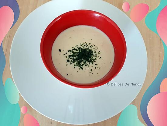 recette Velouté de Chou-Fleur