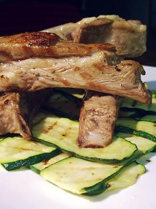Les meilleures recettes de courgettes grill es au four - Chataignes grillees au four ...
