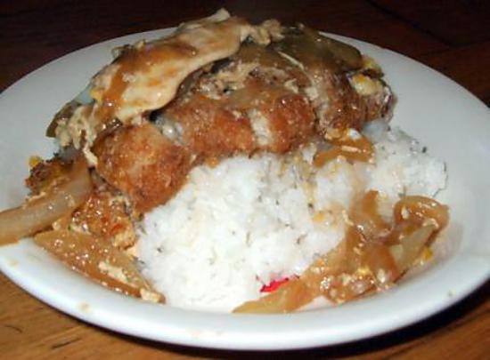 recette Katsudon *Japonais*