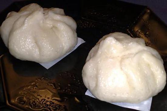 recette Brioche à la crème de lotus * Chinois*