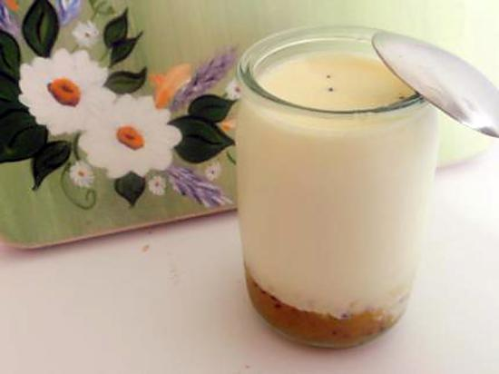 recette Yaourt Pomme-Kiwi