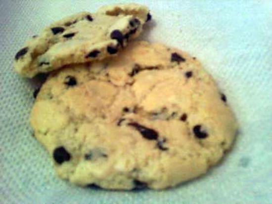 recette Cookies presque comme à la Mie Câline !!