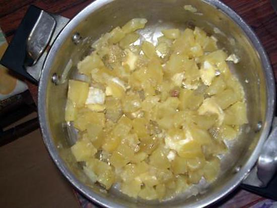 recette Pommes de terre au coulommiers