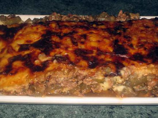 recette THE Moussaka