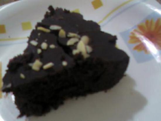 recette gateau au chocolat noir