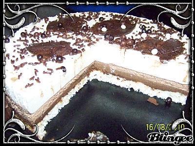 recette Entremet chocolat/coco