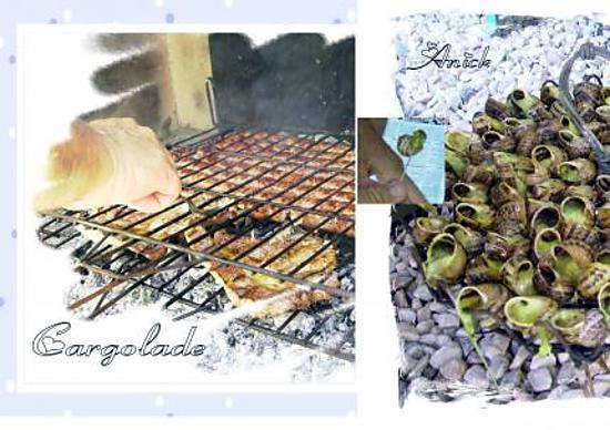 recette cargolade et grillade à la catalane