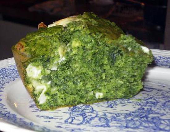 Cake Au Epinard Chevre G