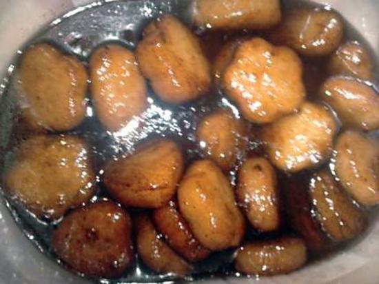 recette chbeh safra (plat algerien au ammandes)