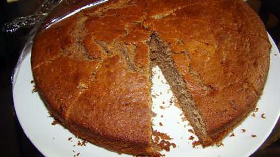 recette Gâteau à la confiture de mûres