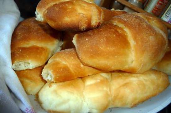 recette croissant light