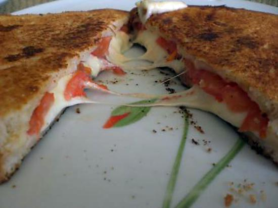 recette Croq' little Italy
