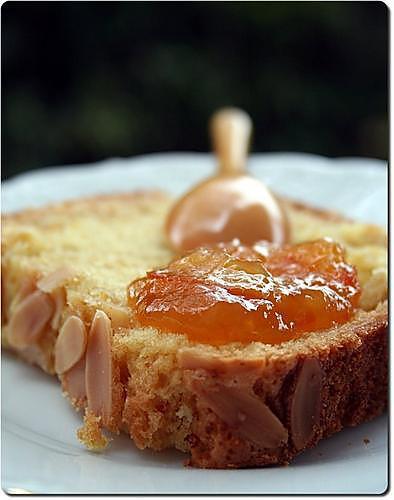 recette Gâteau Amandes Citrons Huile d'Olive
