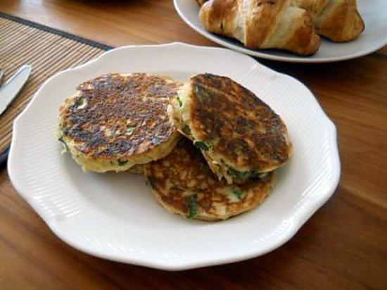recette pancakes au cresson