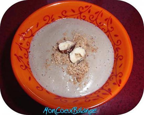 recette Crème de champignons (weight watchers propoints)