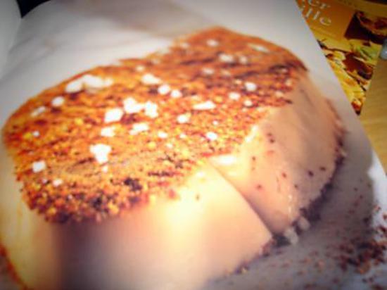 recette Foie gras au piment d'espelette