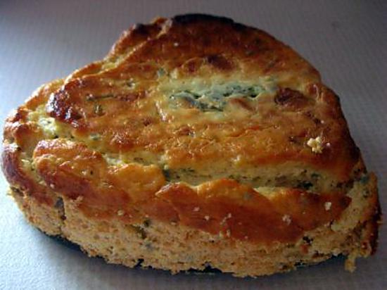 recette Soufflé aux 3 fromages