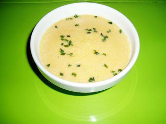 Recette de soupe au potiron par maflo - Soupe potiron cocotte minute ...