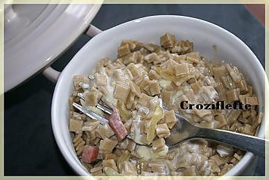 recette LA CROZIFLETTE