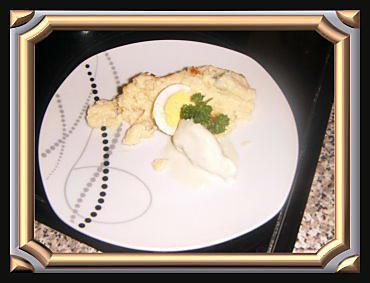 recette terrine de cabillaud et sa glace au roquefort