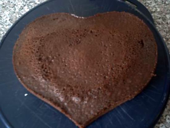 Recette de gateau rapide au chocolat et a la creme de marron - Recette gateau chocolat creme de marron ...