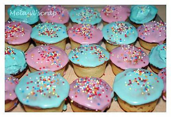 Recette Mini Cakes Sucr Ef Bf Bd