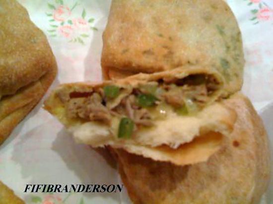 recette petits pains a la viande (Rghaifs)