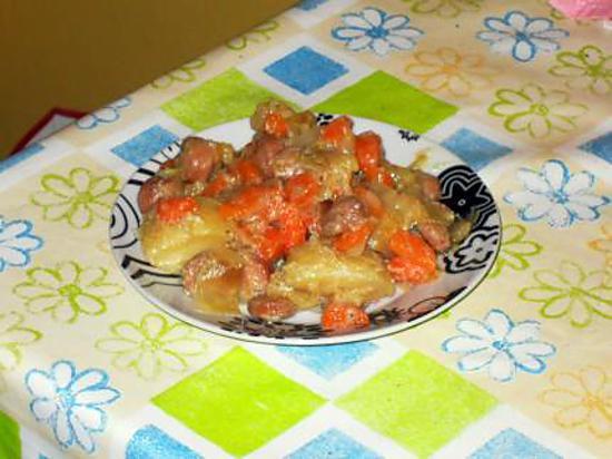 recette Potée de Légumes au comté (Super plat d'hiver)