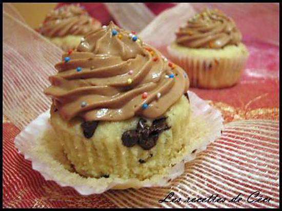 recette Cupcake chocococo
