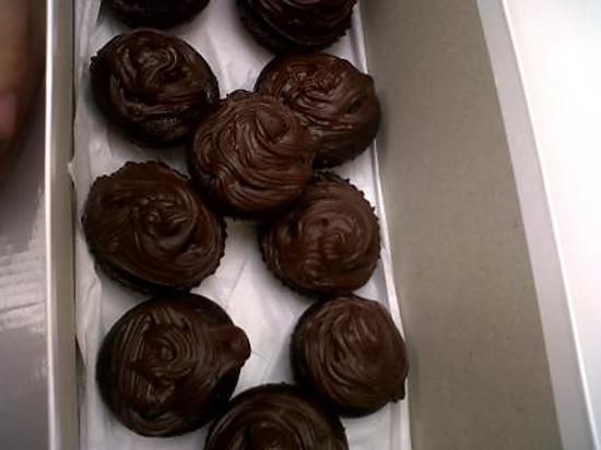 recette Cupcakes au chocolat