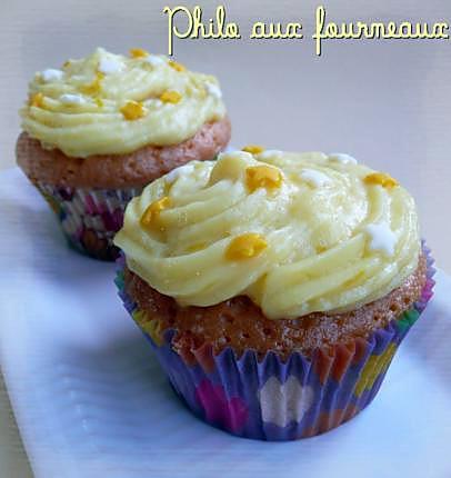 Recette De Cupcakes Citron Crème