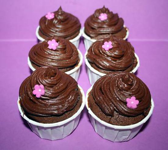 Recette De Cupcakes Chocolat Ou Nutella