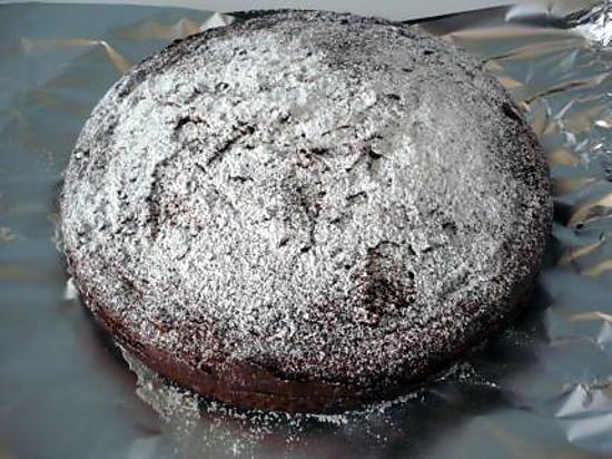 recette Moelleux au chocolat