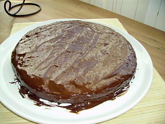 recette de gateau chocolat caf gla age au chocolat. Black Bedroom Furniture Sets. Home Design Ideas