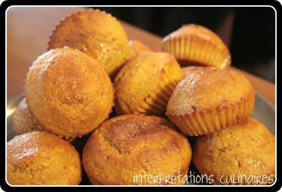 Recette De Petits Muffins Au Potiron