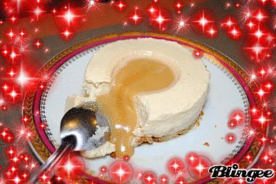 recette Entremets pomme,mousse vanillé au mascarpone et salidou