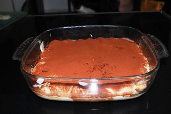 recette Recette du tiramisu sans oeufs: