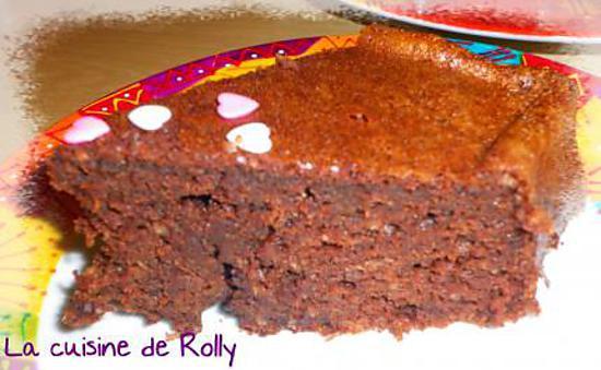 Recette De Gateau Au Chocolat Et Lait De Coco