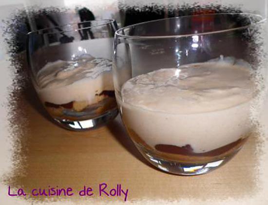 Recette de tiramisu au chocolat par rolly - Recette tiramisu au chocolat ...