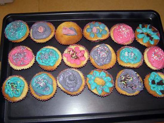 Recette de cupcake par cece69 - Recette de cupcake facile ...