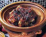 recette TAJINE AUX PRUNEAUX marocain