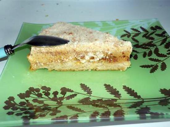 recette Gâteau glacé aux Daims