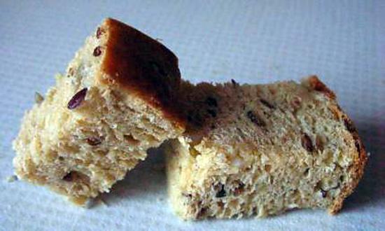 recette Focaccia au parmesan & à l'huile d'olive