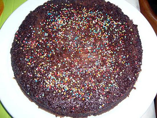 recette Fondant au chocolat (micro ondes)