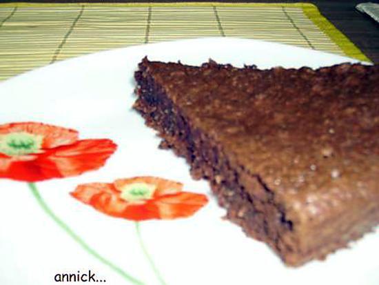 recette gateau choco-coco
