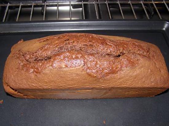 recette cake au chocolat et coeur au chocolat blanc