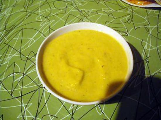 recette de soupe carottes poireaux cr meuse. Black Bedroom Furniture Sets. Home Design Ideas