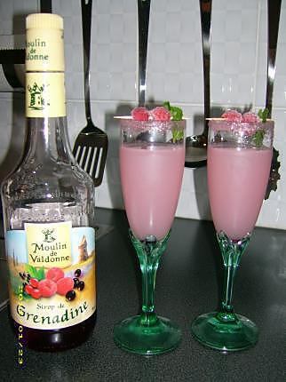 Recette De Cocktail Litchi Grenadine Sans Alcool