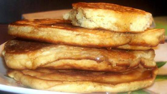 recette de des pancakes moelleux pour mon petit dejeuner. Black Bedroom Furniture Sets. Home Design Ideas