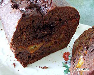 recette Gâteau au chocolat et aux Kumquats